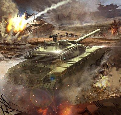 战争一触即发!《巅峰坦克》最新宣传视频