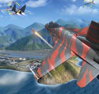 《空战争锋》资源基地攻略