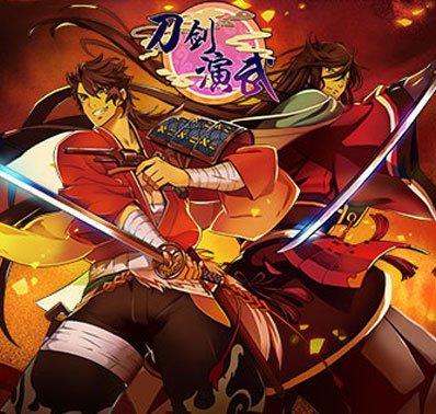 唯美和风刀剑育成,《刀剑演武》今日首测