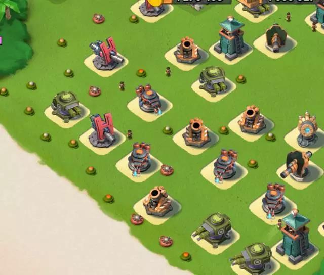 《海岛奇兵》不懂这些海岛进攻技巧 你就亏大了