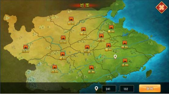 [三国大领主] 《三国大领主》攻略:三国世界地理详解 详解怎么玩